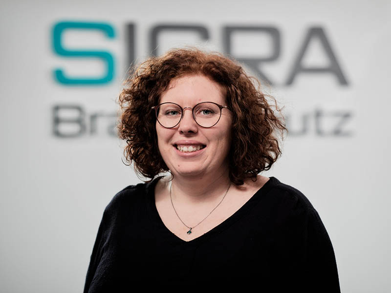 Cornelia Bihr - SIGRA Brandschutz