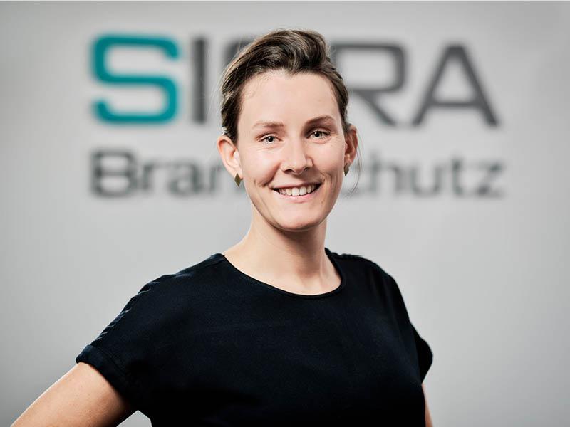 Julia Meister - SIGRA Brandschutz