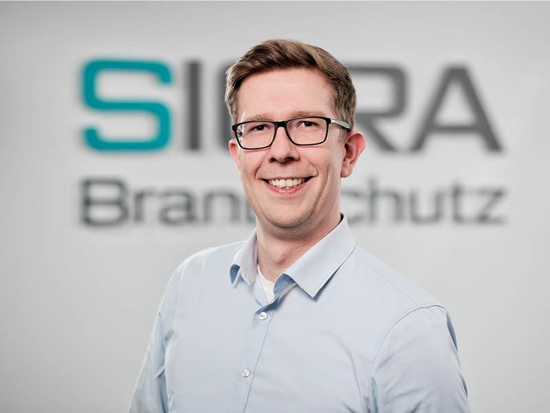 Tim Pschenitschni - SIGRA Brandschutz